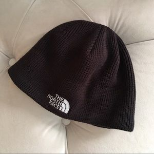 The North Face Fleece Lined Bones Beanie Black
